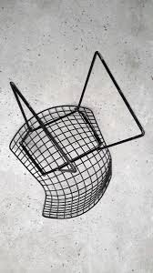Esszimmerst Le Stuttgart Vintage Stühle Von Harry Bertoia Für Knoll Inc Knoll