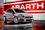 Fiat Grande Punto Abarth - rejet co2 : 162 g/