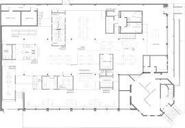 office furniture floor plan skylab architecture 39253