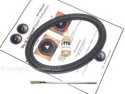 lexus toyota repair 6x9 inch jbl speaker foam surround repair kit toyota lexus