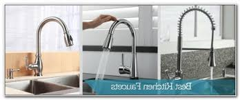 best rated pull down kitchen faucets sinks and faucets home