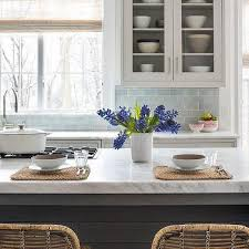rattan kitchen counter stools design ideas
