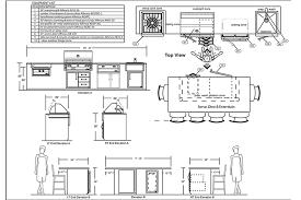 eat in kitchen floor plans fantastisch outdoor kitchen floor plans design a plan and eat in