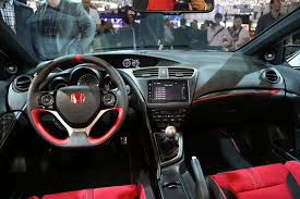 honda civic type r makes 305 hp from turbo vtec four cylinder