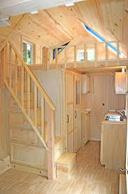 Log Cabin Floor Plans With Loft by 143 Best Tiny Houses Images On Pinterest Small House Plans