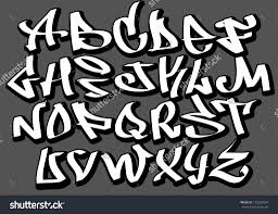 graffiti letter designs a z graffiti alfabet