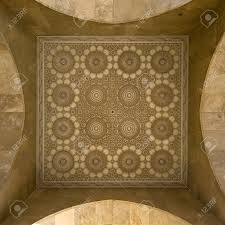 moroccan style stucco and ceramic square frame best of morocco