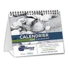 calendrier photo bureau calendrier de bureau classique bilingue personnalisable pour votre