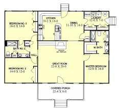 Sewing Room Floor Plans by Small U0026 Simple 1550 Sq Ft House Plan Ideas Pinterest