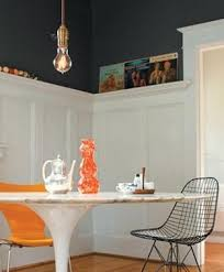 Chair Rails In Dining Room by 37 Best Chair Rail Images On Pinterest Wall Colors Paint Colors