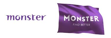 monster worldwide inc new services logo and brand identity for leading employment