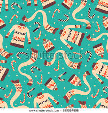 cheap christmas wrapping paper vector vintage christmas wrapping paper winter stock vector