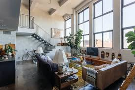 Home Design Firm Brooklyn Brooklyn Interior Design Williamsburg Loft Renovation By Space