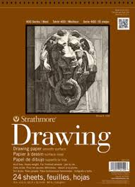 400 series drawing strathmore artist papers