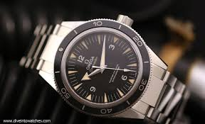stainless steel bracelet omega watches images Dive watch wednesday my take on the omega seamaster 300 master co jpg