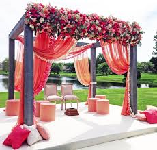 inspiring flower decorations for indian weddings 67 for your