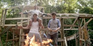 kings of summer the binge interview nick robinson gabriel basso moises arias