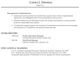 Front Desk Sample Resume by Resume For Client Relations And Sales Susan Ireland Resumes