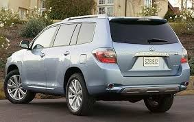 2008 toyota highlander reliability used 2008 toyota highlander hybrid for sale pricing features