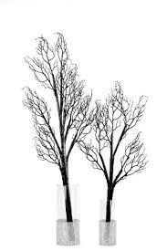 manzanita trees bendable artificial manzanita branches black small