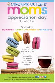 mom u0027s appreciation day miromar outlets