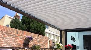 Louvered Patio Roof Outdoor Living Pod Louvered Roof Patio Canopy