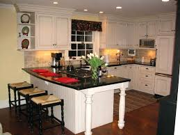 French Country Kitchen Backsplash - french country kitchen backsplash ideas pictures dark granite top