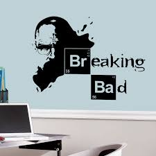 breaking bad wall stickers u0026 decals