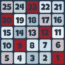 christmas countdown calendar winter subway and christmas countdown calendar printables