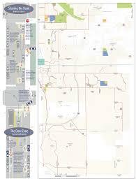 Mesa Az Map Mesa Az Bike Map Maplets