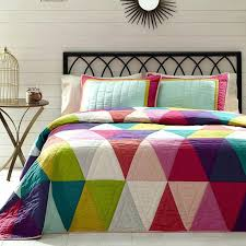 Patchwork Comforter Multi Colored Striped Comforter Multi Colored Quilt Patterns Multi
