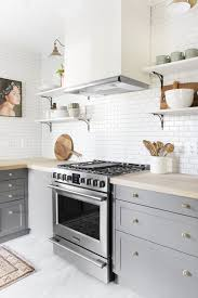 Subway Tile Ideas Kitchen Kitchen Backsplash Gray Subway Tile Backsplash Backsplash Tile