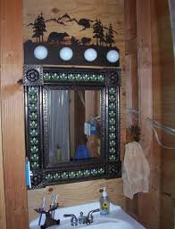 Rustic Cabin Bathroom - rustic cabin bathroom u2014 loomis improvements inc