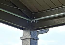 diy curtain rod and bracket sprinkled nest
