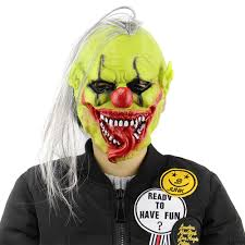 Scary Halloween Costumes For Men Popular Green Mask Halloween Buy Cheap Green Mask Halloween Lots