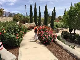 Botanical Gardens El Paso El Paso Municipal Garden April 5 2015 Picture Of El Paso