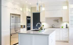 armoire de cuisine stratifié chair de pomme nouvelle cuisine design