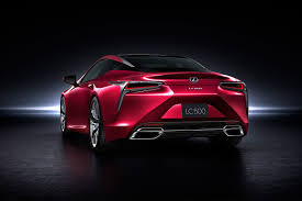 lexus lc 500 black price detroit motor show lexus lc 500 revealed motor
