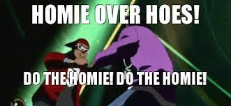Boondocks Memes - do the homie the boondocks know your meme