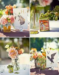 wedding decorations on a budget starla s budget wedding centerpieces can be unique you