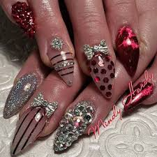 3d Nails Art Designs 51 Stunning 3d Nail Art Designs To Look Ravishing In Every