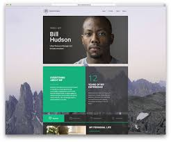 resume website exles personal resume website template shalomhouse us