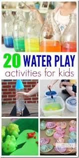 Backyard Games For Toddlers by Best 25 Water Play Activities Ideas On Pinterest Preschool