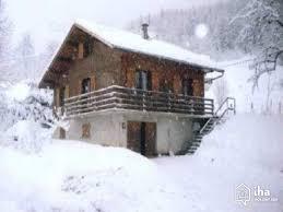 chalet a louer 4 chambres location habère lullin dans un chalet pour vos vacances avec iha