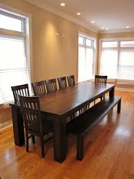 dining room table with 12 chairs rustic dining room tables for 12 chairs with bench table ideas