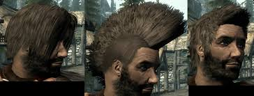best hair mod for skyrim skyrim nexus mods and community
