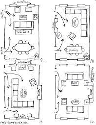 Design For Long Narrow Living Room by Download Living Room Furniture Arrangement Ideas
