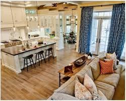 deco cuisine ouverte sur salon breakfast nook ideas for small kitchen amenagement cuisine
