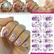 online get cheap nail design purple aliexpress com alibaba group