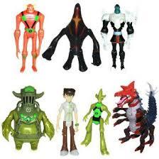 amazon lots 7 pcs ben 10 ultimate alien force omniverse